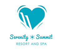 Serenity Summit Website/Branding Project