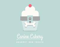 Canine Cakery Logo