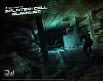 Splinter Cell Blacklist Concept Art