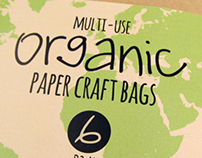 Organic Paper Bag Packaging
