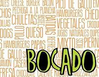 BOCADO / Branding