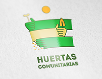 Identidad Huertas Comunitarias