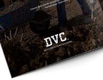 Brochure / DVC De Vicente Constructora