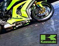 Graphic Design / Kawasaky