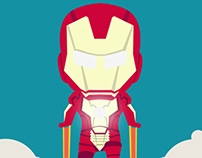 Iron Mini | Vector Art