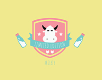 Limited Edition | Milky Badge