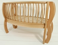 Acorn Crib