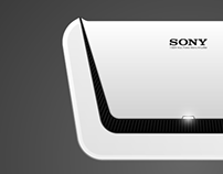 SONY Car Amplifier