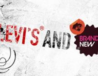 LEVI'S/MTV  Cromo