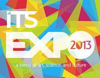 ITS Expo Logo Application