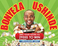 Bonyeza Ushinde na Safaricom 2013