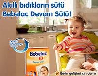 Bebelac Çocuk Sütü