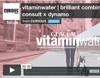 Vitaminwater | brilliant combination