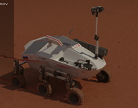 Diploma Project | Mars rover