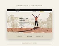Bryce Pioneer Village New Website