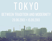 Poster for the exhibition Tokyo