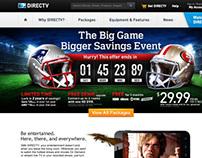 DIRECTV Superbowl Promo