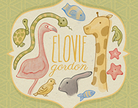 Elovie | Birth Announcement