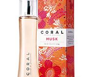 Coral diseño / Campaña MUJERES QUE FLORECEN