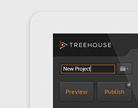 Interlude Treehouse - UI / UX Product Design & Branding
