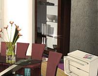 convite design de interiores
