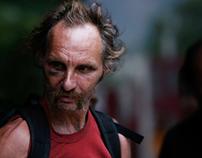 Street Dwellers Portrait