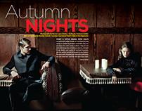 Orlando magazine, Fall Fashion 2012