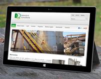 DQ Asesoria y Consultoria Site