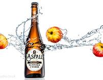 Liquid splash, advertising photography project