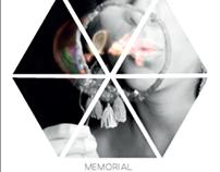 self-portrait - cd design