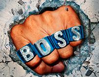 Boss Motion Poster