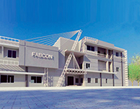 Steel Factory- Office