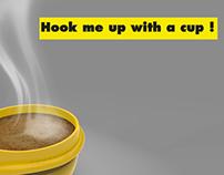 Hook Cups