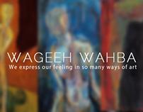 Wageh Wahba Artist