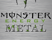 Monster Energy - Metal