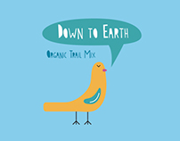 Down to Earth Identity Concept & Design