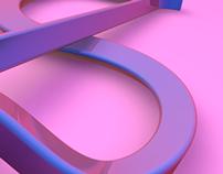 My 3D logo SR