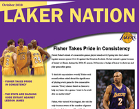 Lakers Newsletter