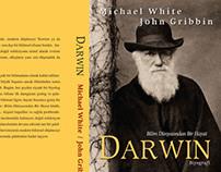 Darwin - Biography Book Cover Design