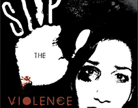 Stop the Violence Against Women, Poster, 2011