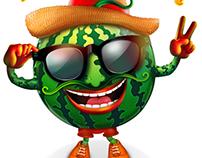 Mr Melon