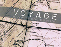Voyage CD Packaging