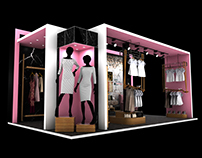 Sauan Al-Kadi Booth design