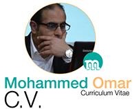 Mohammed Omar CV