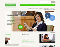 Dilara Koçak Website Design