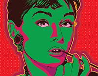 Hepburn Poster Collection