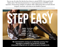 Step Easy Benefit Fashion Show (HYPE)