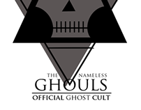 Nameless Ghouls - Official Ghost Cult Logo Competition