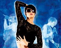 Stanza Records 'Nikki Diamond'