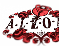 Alloas T-shirt Design